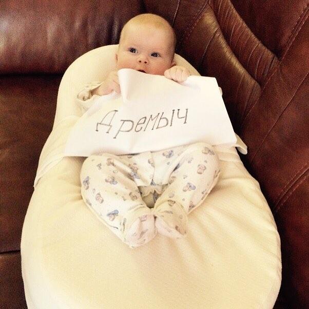 """Новинка! Ортопедический чудо матрас кокон (люлька) для новорожденных от """"Дрем Дремыч"""" всего за 5800руб."""