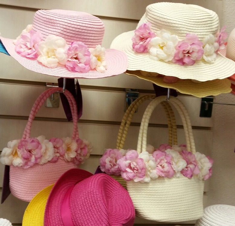 НОВЫЙ ПРИВОЗ!! Плетенные шляпы с сумками, панамы для девочек.
